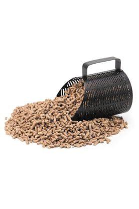 Pelle à granulés de bois