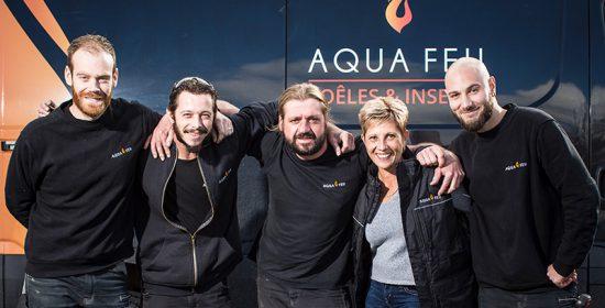 Equipe Aqua Feu